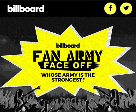 billboard fan army 2017 vote vote for army at the billboard fan army 2017