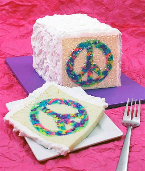 Cake Handmade - tie dye cake recipe handmade