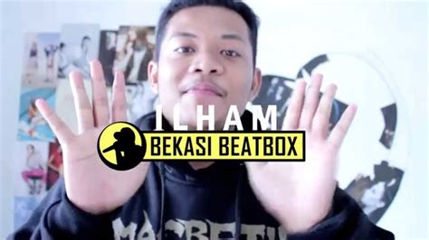 video tutorial beatbox indonesia tutorial inward bass ilham bekasi beatbox youtube