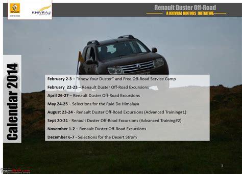 Calendar Dealers Chennai Renault Duster Road Excursions By Khivraj Pearl