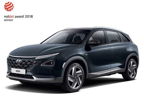 hyundai vehicles which hyundai vehicles won dot design awards