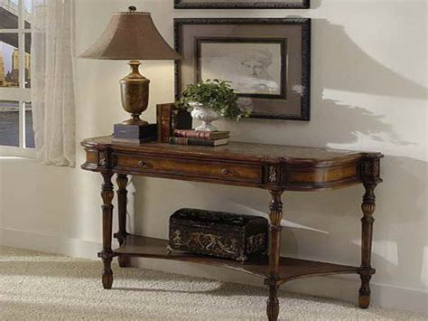entryway table ideas bloombety entryway table decor ideas with drawer