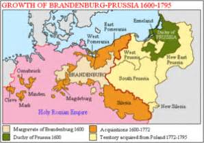 The peace of hubertsburg in 1763 prussia became a european great