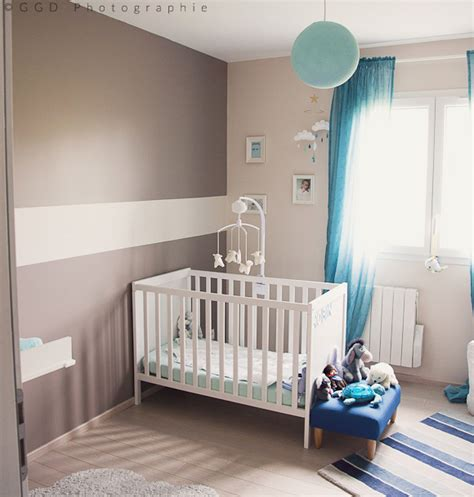 Formidable Idee Peinture Chambre Bebe #5: chambre-bebe-robin-1.jpg