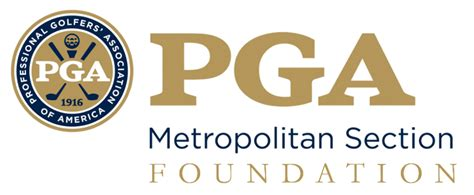 met section pga metropolitan section pga met pga foundation