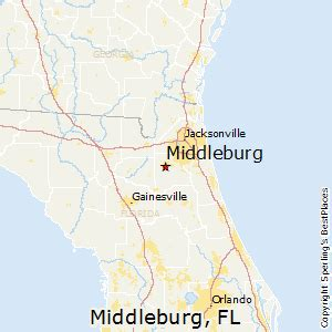 map of middleburg florida best places to live in middleburg florida