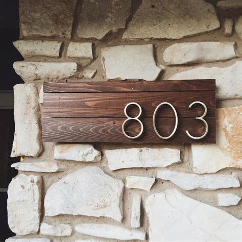 diy house numbers 25 best ideas about house numbers on pinterest address numbers diy house numbers