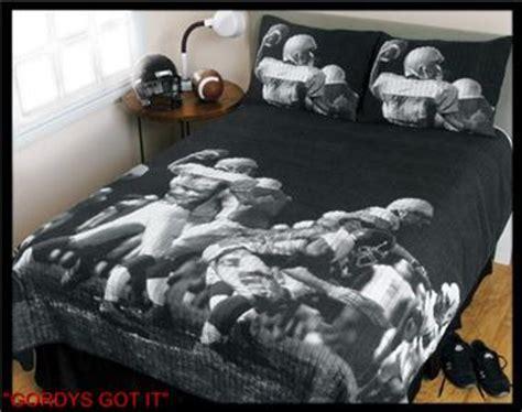 football comforter set football twin full queen quilt comforter set nfl ebay