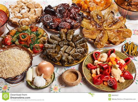 Superior Jamaica Christmas Holiday #3: Bulgarian-christmas-food-28503027.jpg