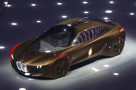 futuristic cars bmw bmw unveils prototype of car of future wsj