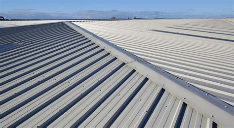 Roof Panel ks1000 rw trapezoidal pitched roof roof panel systems