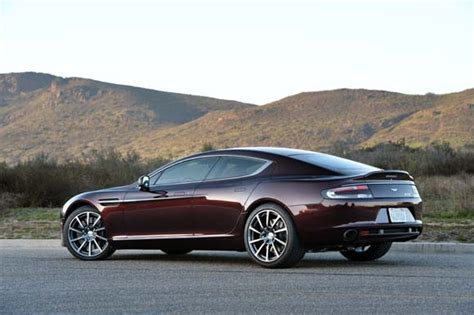 2015 Aston Martin Rapide S Quick Take   Kelley Blue Book