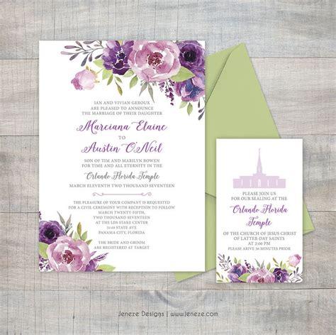 wedding invitations orlando florida 19 best wedding invitations images on bridal