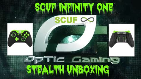 stealth infinity optic gaming stealth scuf infinity 1 unboxing