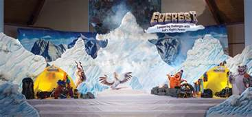 Decorating Ideas For Vbs 2015 Everest Vbs 2015 Theme By