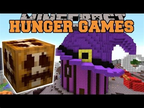 hunger games themes minecraft park hunger videolike
