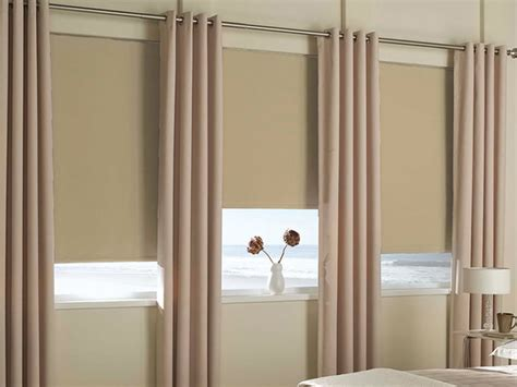 Blackout Roller Shades Reminiscent Blackout Vinyl Roller Shades Blindsshopper