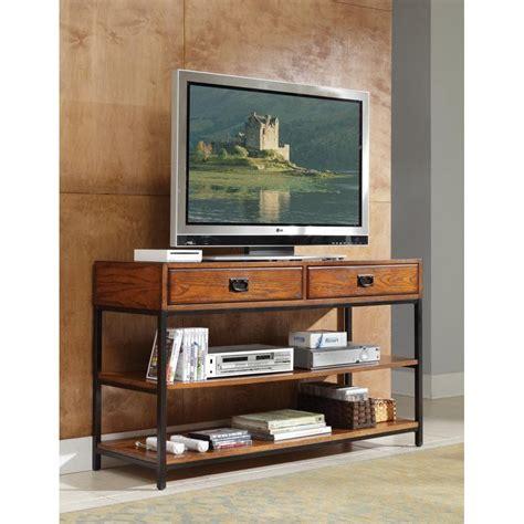 modern craftsman furniture modern craftsman distressed oak tv stand homestyles