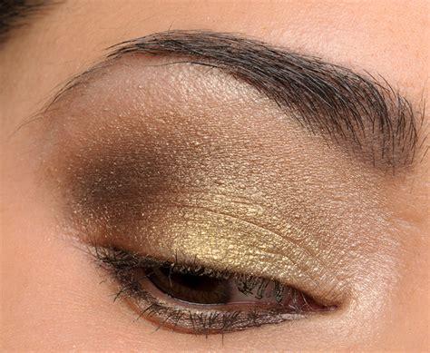 Eyeshadow Nonna denona true gold antique olive smoky quartz
