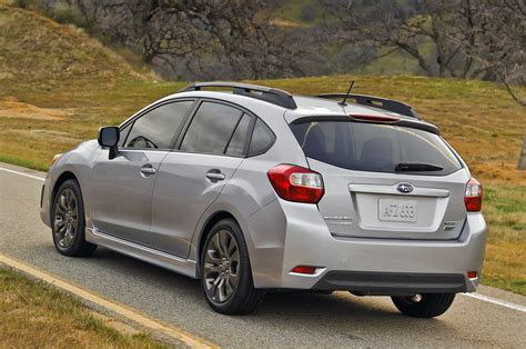 2012 Subaru Impreza A Closer Look