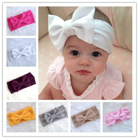 Headband Top Baby baby headbands baby headbands knot