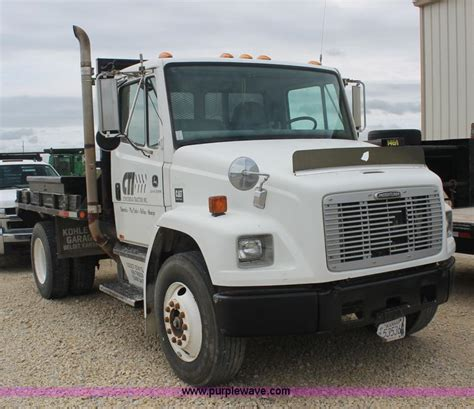 Vehicles And Equipment Auction In Cherryvale Kansas By