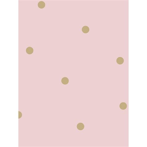 Spiderman Wall Murals dotty wallpaper pink gold holden 12604