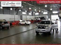 Toyota Dealer In Coon Rapids Mn Carlson Toyota Coon Rapids Mn 55448 Car Dealership And
