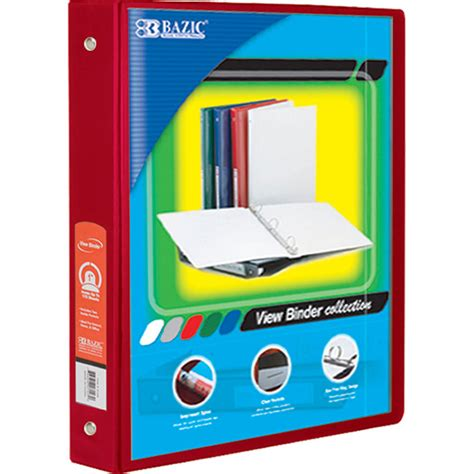 three ring binder bulk school supplies