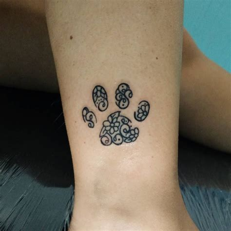 dog and cat tattoo 60 tattoos for any animal lover designs