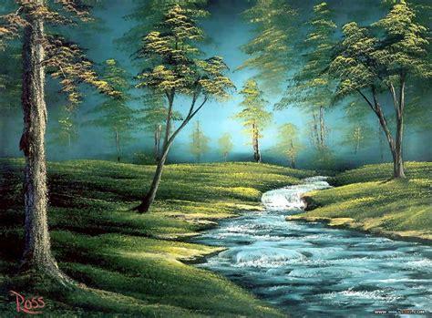 bob ross painting in hd im 225 genes arte pinturas dibujos faciles de paisajes naturales