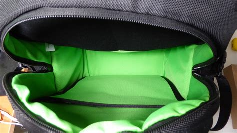 Gaming Bag Tas Gaming Backpack Elite Razer razer tactical gaming backpack review the gadgeteer