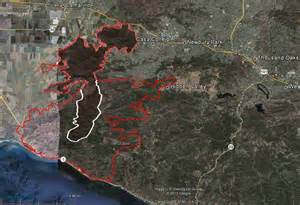 wildfire maps california map of fires in california today california map