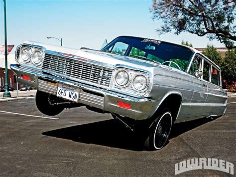 64 impala wagon lowrider 1964 chevrolet impala wagon rebuilt 380 engine