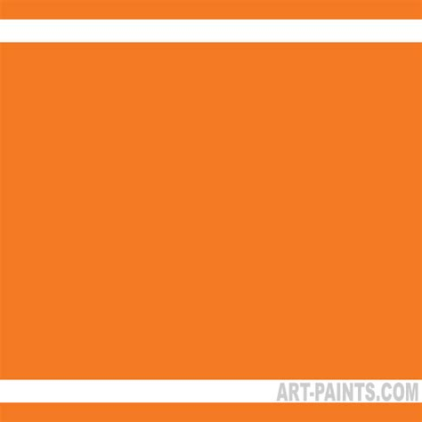 orange paint colors bright orange acrylic enamel paints dag228 bright
