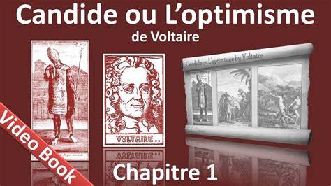 candide ou loptimisme de 2806212510 candide ou l optimisme de voltaire chapitre 01 comment candide fut 233 lev 233 dans un beau