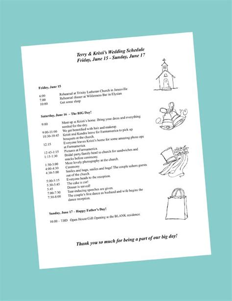 Wedding Day Itinerary On Pinterest Wedding Day Schedule Wedding Coordinator Checklist And Wedding Photography Itinerary Template