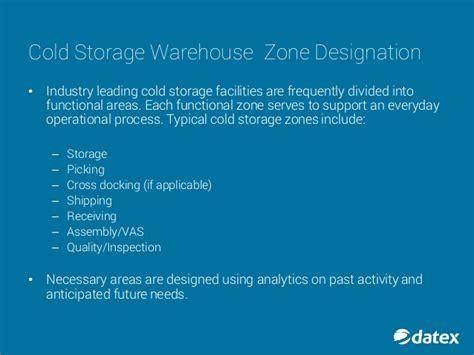 warehouse layout optimization cold storage warehouse best practices warehouse layout