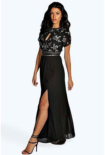 boutique maxi jurken maxi dresses black evening maxi dresses boohoo