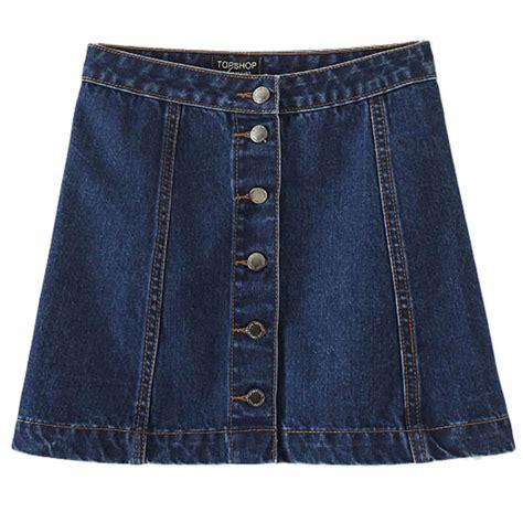 Achicgirl Fashion High Waist Button Front Denim Shorts P 10303 by Front Button High Waist Package Hip Retro Pencil