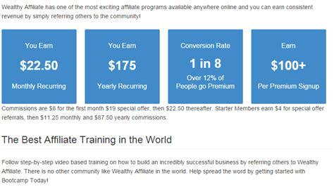 50 best free paid affiliate best affiliate programs for beginners risk free ventures