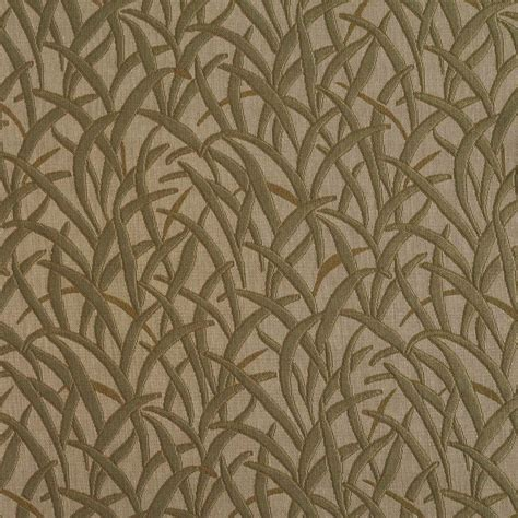 upholstery grade green grassy meadow jacquard woven upholstery grade