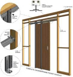 Door Kit by Best Pocket Door Kit 2013 Door Styles