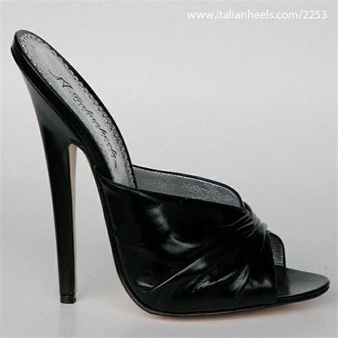 high heels mule 17 best images about italianheels 6inch high heels