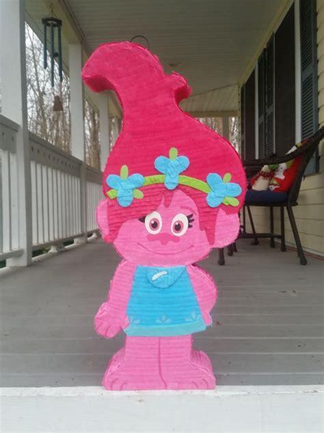 Pinata Trolls By Pinata Dimi trol de cumplea 241 os trol de pinata etsy