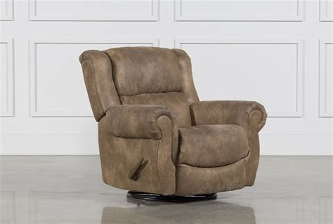 Swivel Rocking Recliners by Christopher Swivel Rocker Recliner Living Spaces