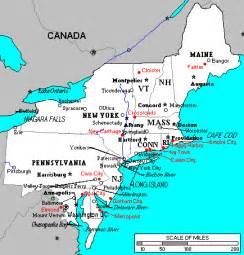 Dc Comics Map Of Usa by Dc Atlas New England