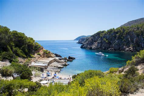 best beaches ibiza best beaches in ibiza cala d en serra white ibiza