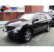 RANK SsangYong CAR PICTURES New Actyon Sports