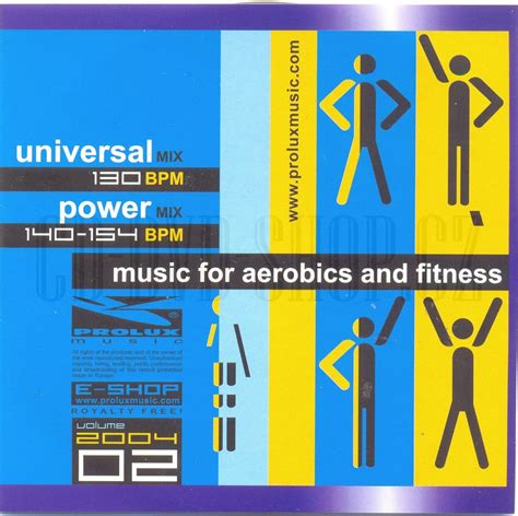 Cd Aerobic Fitness Dll 02 r絲zn 237 interpreti for and fitness 2004 02 cd kompilace hudba pro aerobic